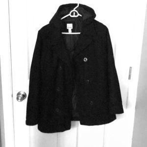 Boys old navy pea coat xl
